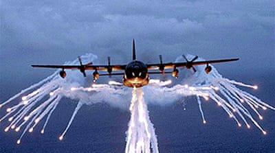 US launches air raids in Somalia