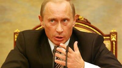 Putin plans oil production cut