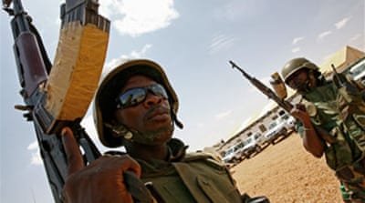 UN Darfur security force 'may fail'