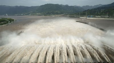 China dam to displace millions more
