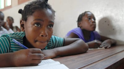 Aids affecting Mozambican education