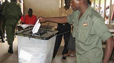 Polling stations open in Togo