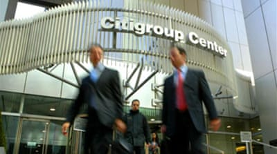 Abu Dhabi buys stake in Citigroup