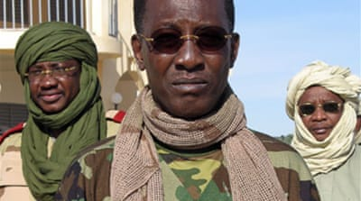 Chad defence minister sacked