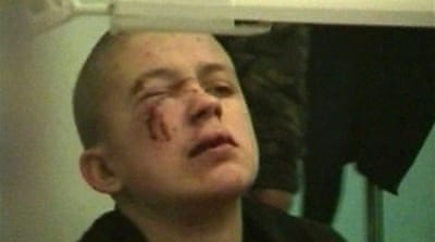Deaths in Russian youth prison riot
