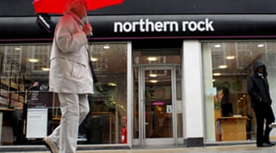 Northen Rock chairman resigns
