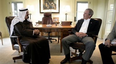Bush: Saudi Arabia still US ally
