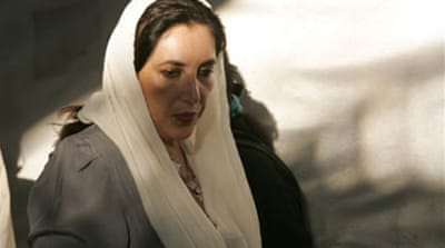 Pakistan rejects Bhutto accusations