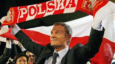 Polish opposition wins elections