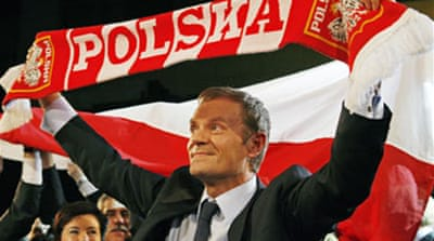 Tusk nominated for Polish PM