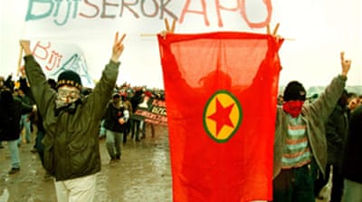 PKK: Kurdistan Workers' party