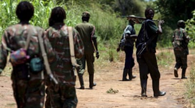 Ugandan LRA commander surrenders