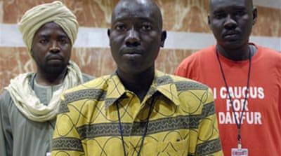 Darfur peace talks falter