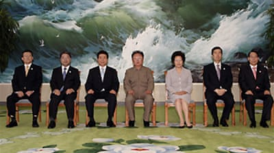 Korean leaders close summit talks