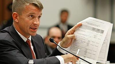 Blackwater defends Iraq activities