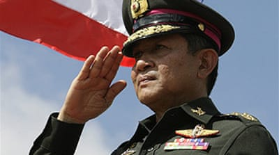 Coup leader becomes Thai deputy PM