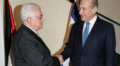 Abbas and Olmert to talk peace