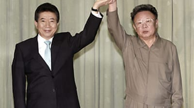 Korean leaders 'committed to peace'