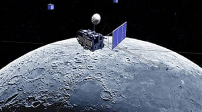 Japan moon probe enters lunar orbit