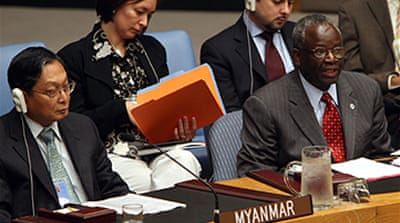 UN envoy outlines Myanmar 'abuses'