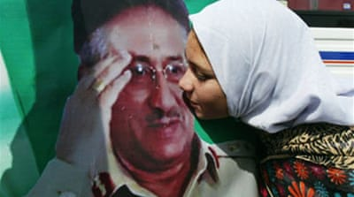 Musharraf 'wins' Pakistan vote
