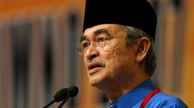Malaysia PM 'will defend stability'