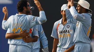 India take 2-1 lead over Pakistan