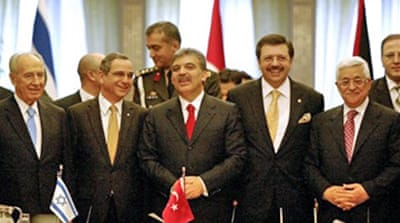 Turkey as peacemaker