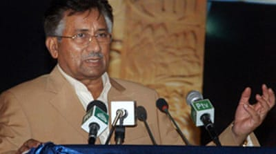 Court 'upholds Musharraf election'