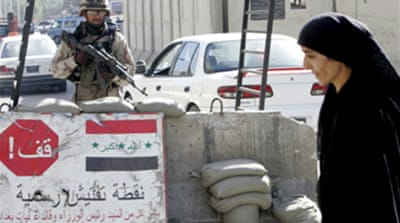 Iraq arrests foreign contractors