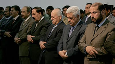 Abbas hosts Hamas delegation