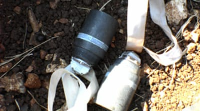 Israel rules cluster bomb use legal