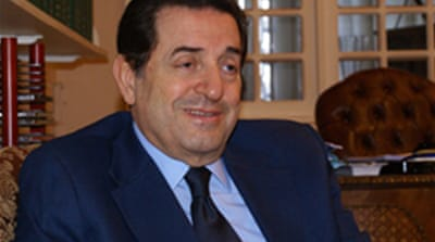 Interview: Boutros Harb