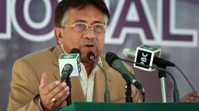 Musharraf confirmed as president