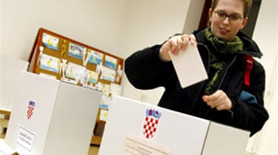 Croatians head to the polls