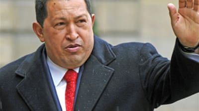 Chavez freezes ties with Colombia