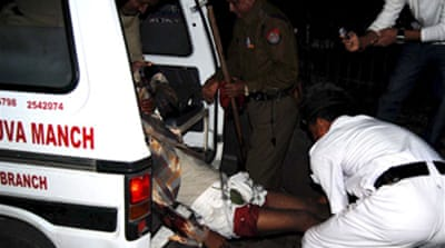 Blasts rock India's Assam state