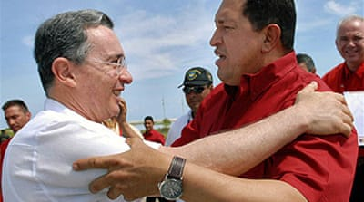 Chavez-Uribe spat deepens