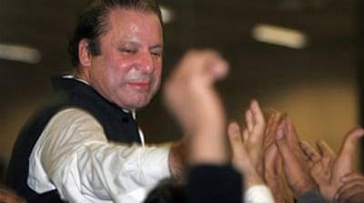 Sharif may face Pakistan poll bar