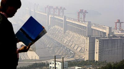 China denies Three Gorges problems