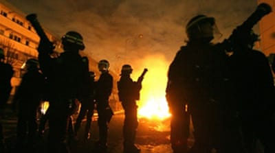 French riots called 'urban warfare'
