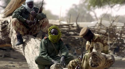 'Hundreds dead' in Chad fighting