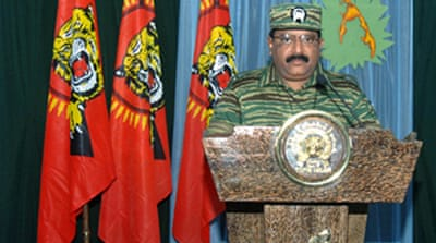 LTTE chief says peace 'impossible'