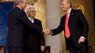 Middle East peace deal 'by 2008'