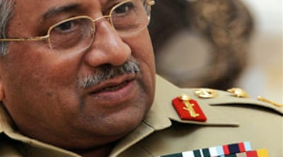 Musharraf sets February poll date