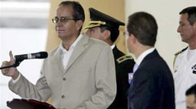 Ecuador assembly dissolves congress
