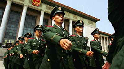 China and US agree military hotline