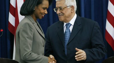Abbas sees 'real peace possibility'