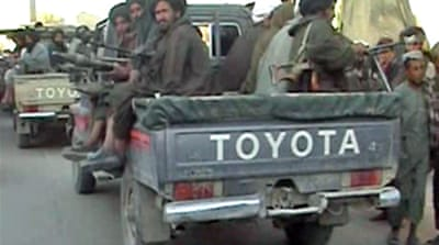 Afghan police die in Taliban ambush