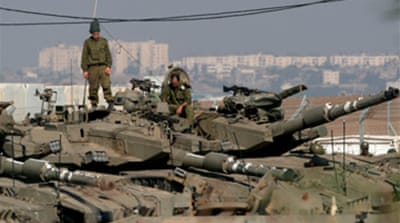 Gaza fighters die in Israeli raid